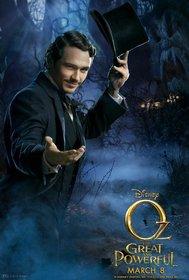 Постеры фильма «Оз: Великий и ужасный»
