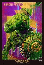 Постеры фильма «Тихоокеанский рубеж 2»