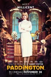 Постеры фильма «Приключения Паддингтона»