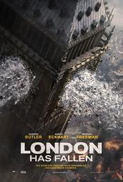 Постеры фильма «Падение Лондона»