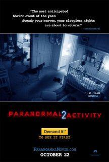 «Паранормальная активность - 2» (Paranormal Activity 2)