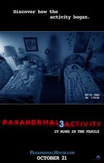 «Паранормальное явление - 3» (Paranormal Activity 3)