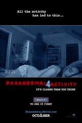 Постеры фильма «Паранормальное явление 4»