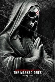 Постеры фильма «Паранормальное явление: Метка дьявола»