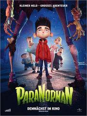 Постеры фильма «Паранорман, или Как приручить зомби»
