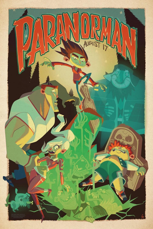 Паранорман или Как приручить зомби смотреть в хорошем качестве
