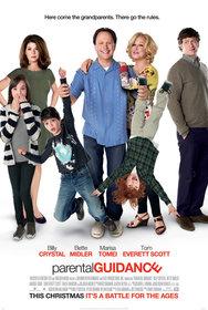Постеры фильма «Родительский беспредел»