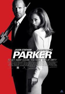 Постеры фильма «Паркер»