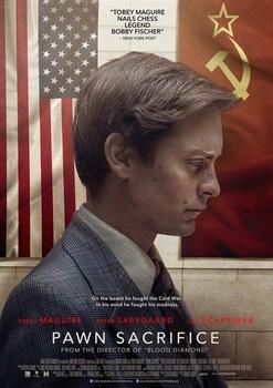 Постеры фильма «Жертвуя пешкой»