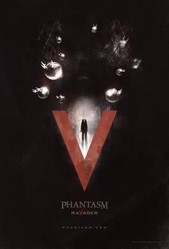 Постеры фильма «Фантазм-5»