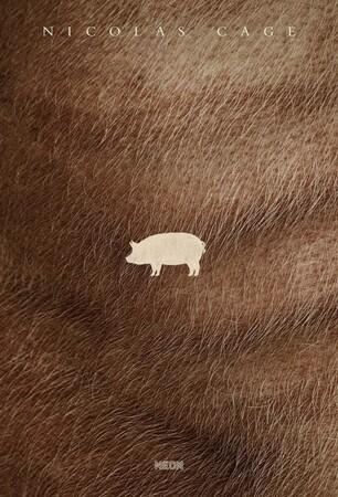 Постеры фильма «Свинья»