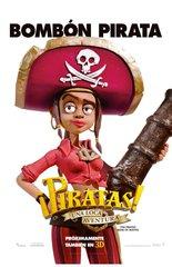 «Пираты: банда неудачников» (The Pirates! Band of Misfits) на Кино-Говно.ком