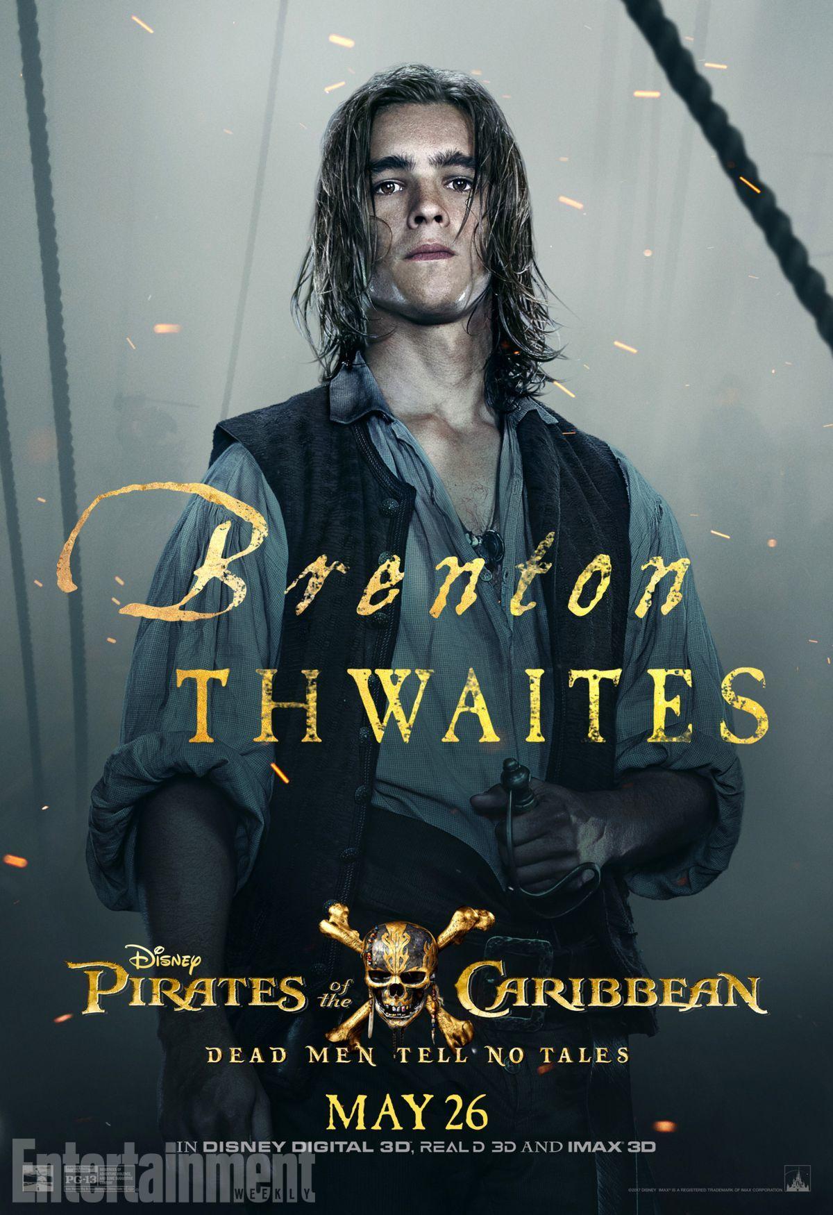 Пираты Карибского моря: Мертвецы не рассказывают сказки,  № 12