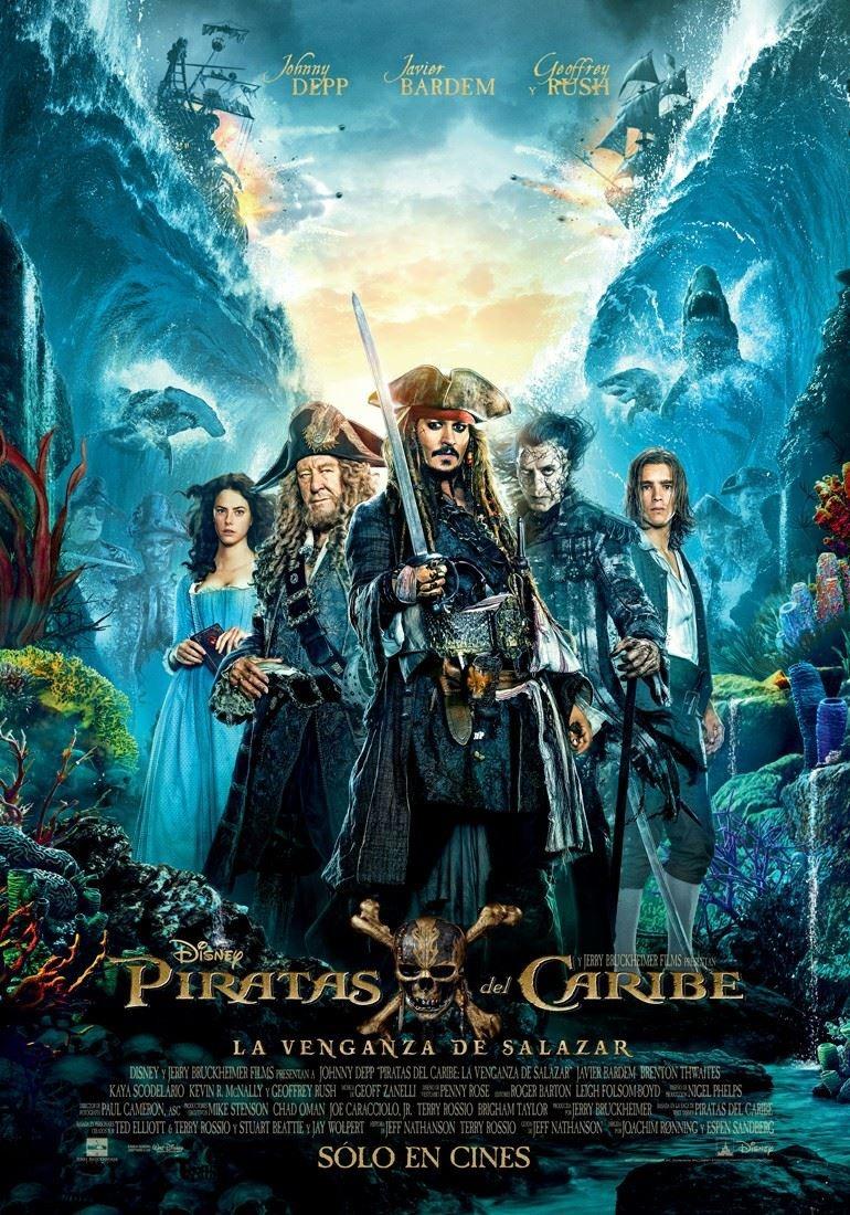Пираты Карибского моря: Мертвецы не рассказывают сказки,  № 6