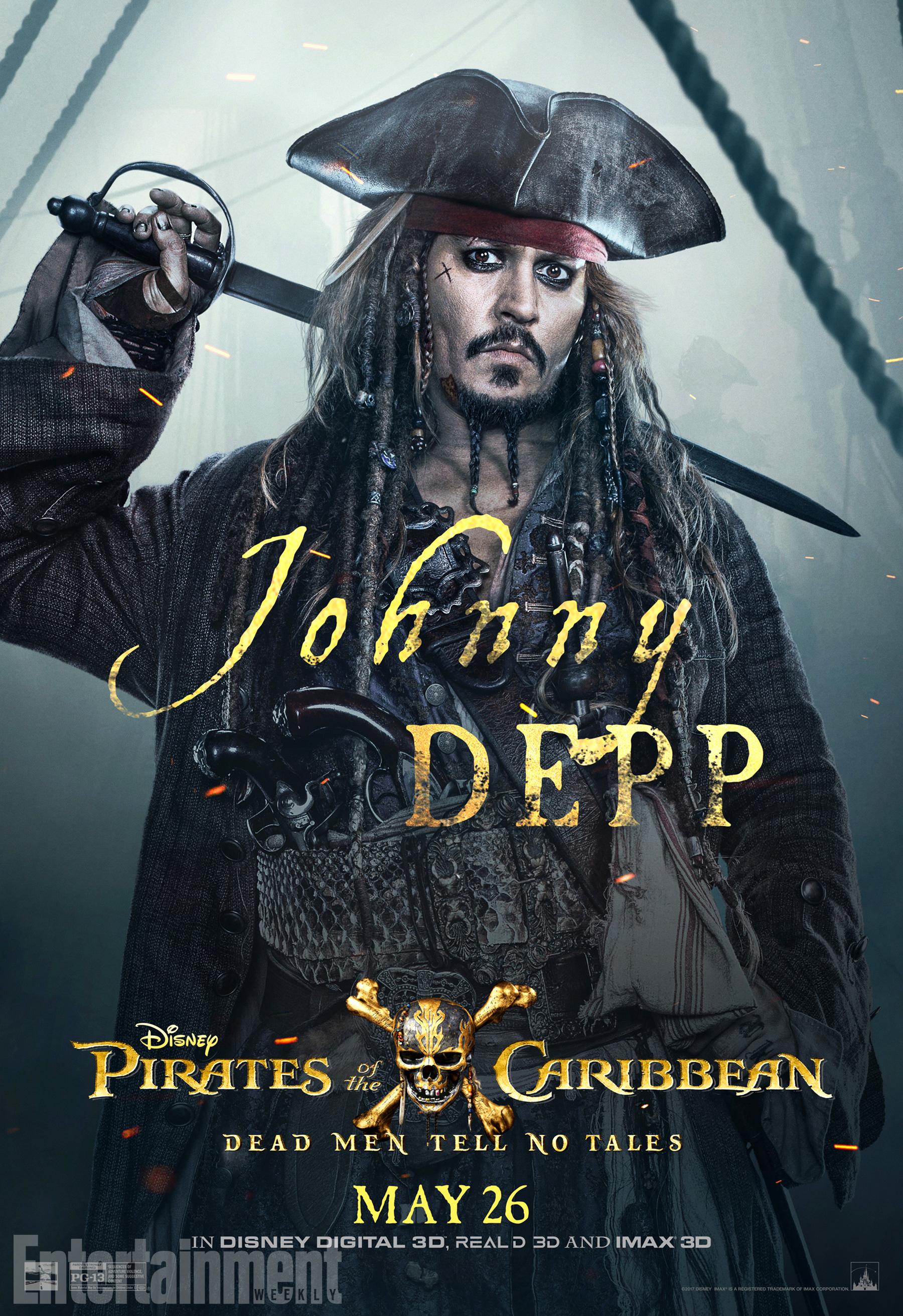 Пираты Карибского моря: Мертвецы не рассказывают сказки,  № 9