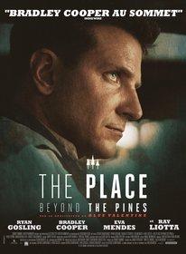 Постеры фильма «Место под соснами»