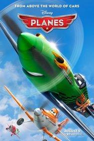 Постеры фильма «Самолёты»