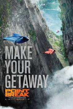Постеры фильма «На гребне волны»