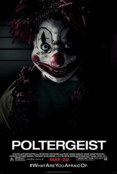 Постеры фильма «Полтергейст»