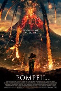 Постеры фильма «Помпеи»