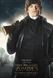 Постеры фильма «Гордость и предубеждение и зомби»