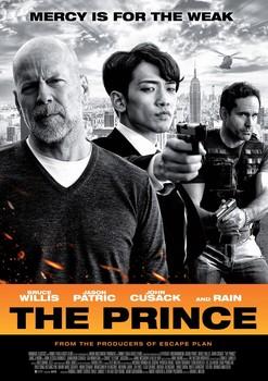 Постеры фильма «Принц»