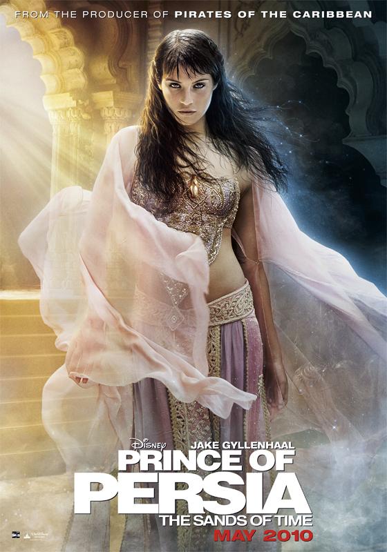 Принц Персии: Пески времени, постер № 9