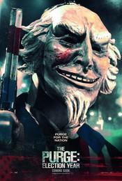 Постеры фильма «Судная ночь 3»