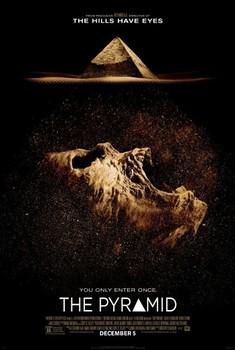 Постеры фильма «Пирамида»