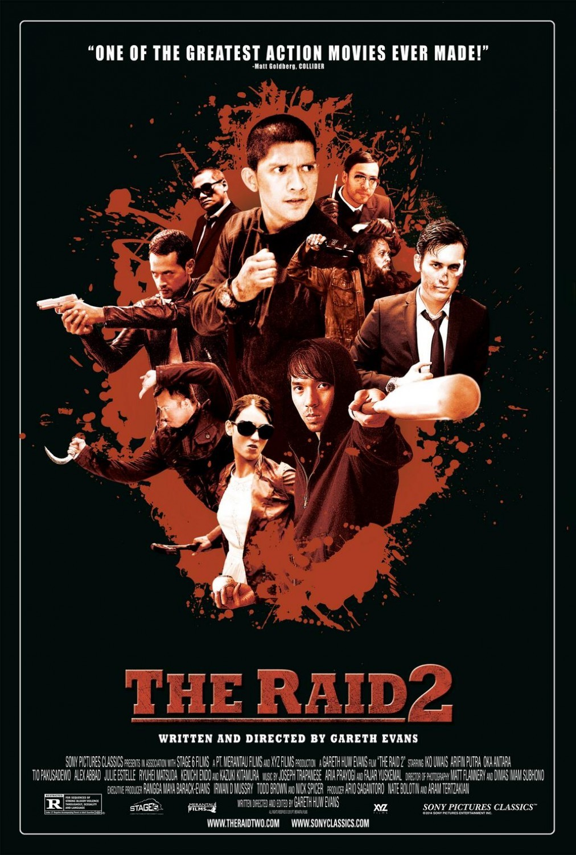 Рейд 2, постер № 6