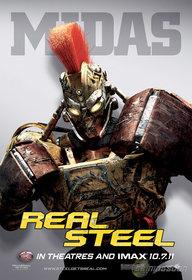 «Живая сталь» (Real Steel)