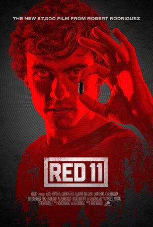 Постеры фильма «Красный 11»