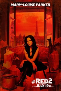 Постеры фильма «РЭД-2»