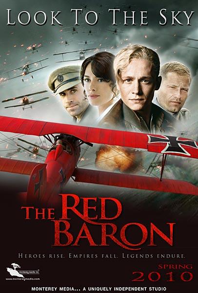 Красный барон, постер № 2