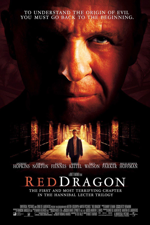 Красный дракон, постер № 2