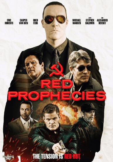 Постеры фильма «Красные пророчества»