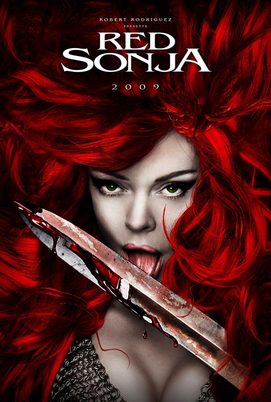 Рыжая Соня, постер № 1