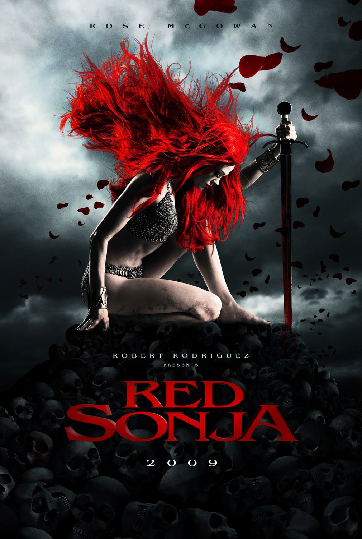 Рыжая Соня, постер № 2