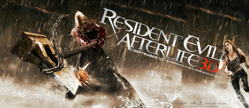«Обитель зла - 4: Жизнь после смерти» (Resident Evil: Afterlife)
