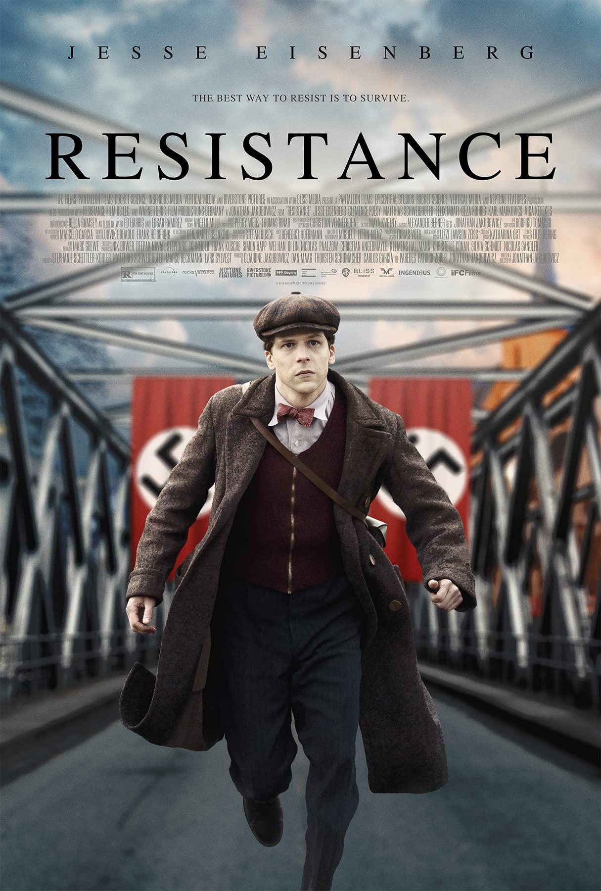 Сопротивление, постер № 1