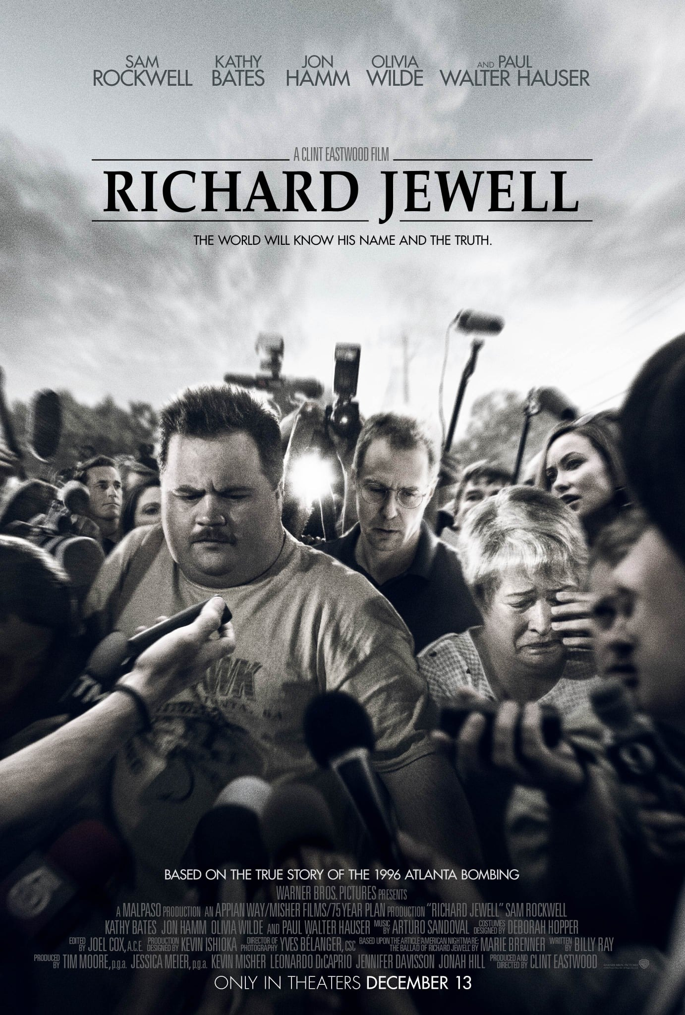 Дело Ричарда Джуэлла, постер № 1