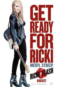 Постеры фильма «Рики и Флэш»