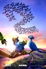 Постеры фильма «Рио-2»