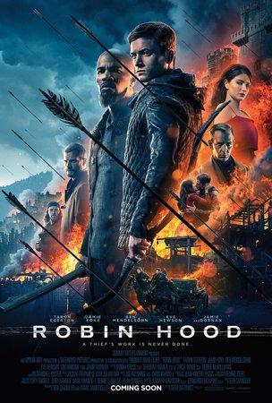 Постеры фильма «Робин Гуд: Начало»