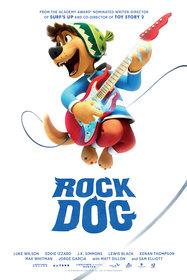 Постеры фильма «Рок Дог»