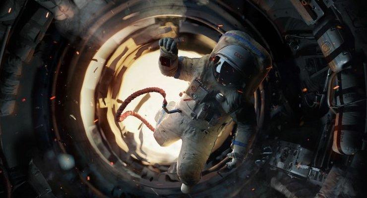 Постеры фильма «Салют-7»