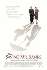 Постеры фильма «Спасти мистера Бэнкса»
