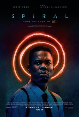 Постеры фильма «Пила: Спираль»