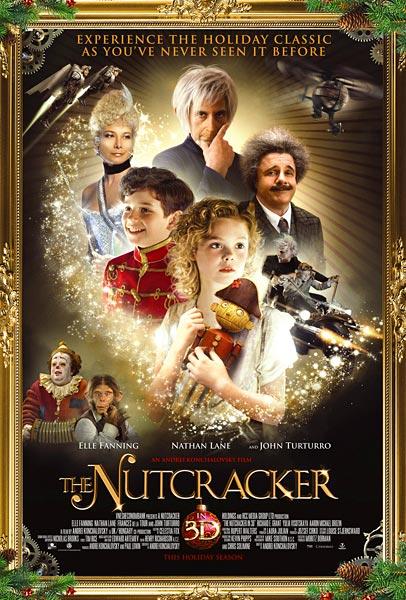 Щелкунчик и Крысиный король (The Nutcracker in 3D)