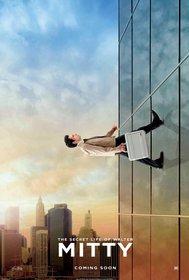 Постеры фильма «Невероятная жизнь Уолтера Митти»